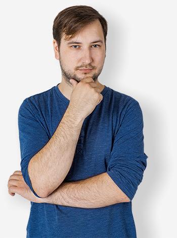 Психолог Иван Нечаев